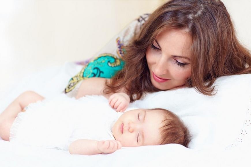 نصائح لجعل طفلك الرضيع يتمتع بنوم أهدأ وأعمق