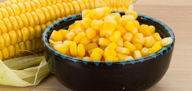فوائد الذرة السبعة للصحة