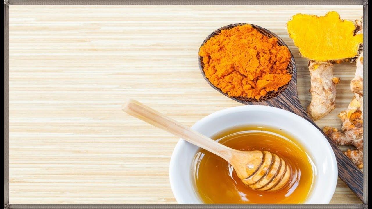 الكركم والعسل