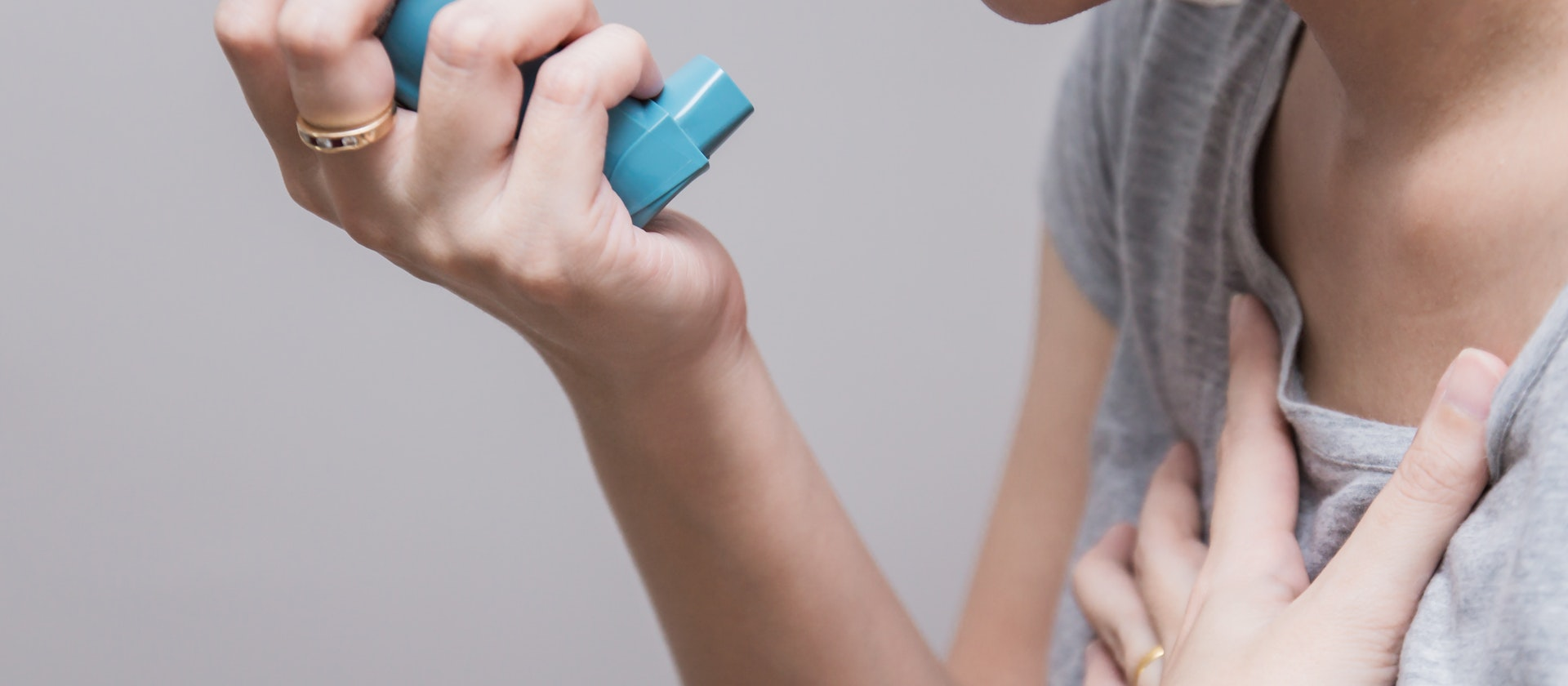 ضيق التنفس عند الاطفال