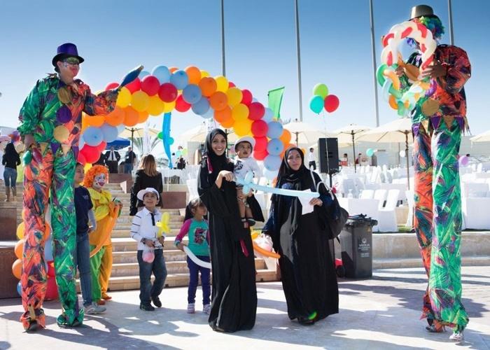 إحتفالات عيد الفطر في الإمارات