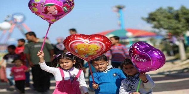 إحتفالات عيد الفطر في تونس