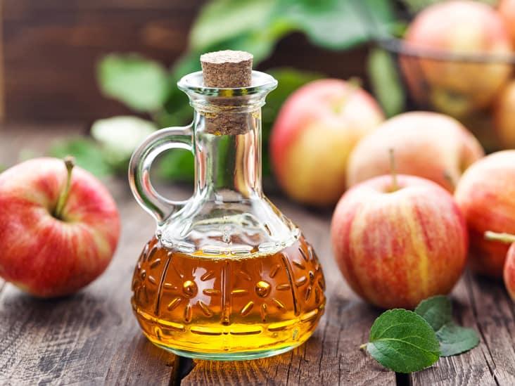 فوائد خل التفاح للجسم تعرفي عليها