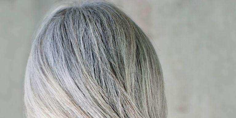 تأخير ظهور الشعر الأبيض