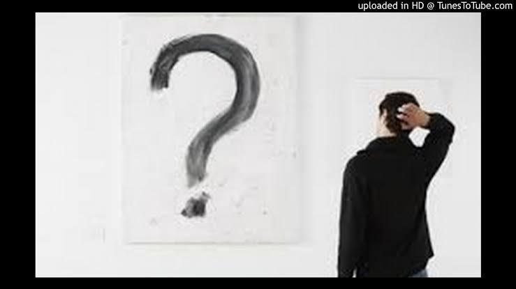 التساؤلات والشكوك