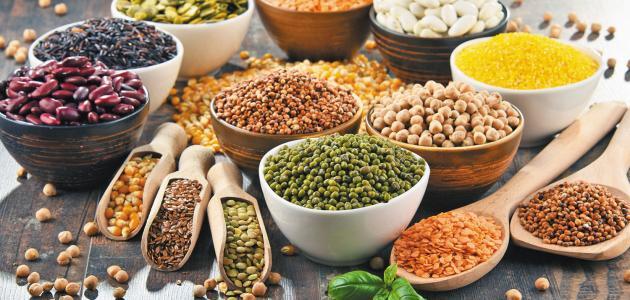 البقوليات تساعد في الحفاظ علي صحة الجسم وتقوية جهاز المناعة