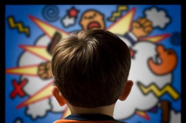 تاثير افلام الكارتون على الاطفال