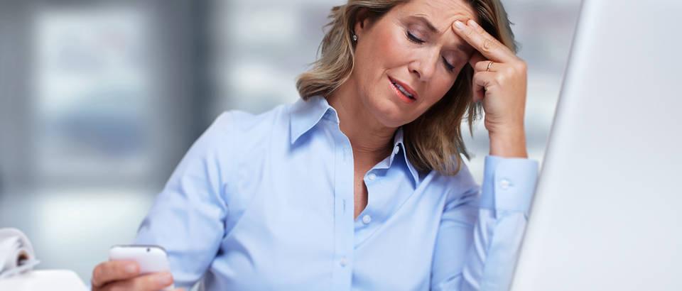 أسباب الضغط النفسي عند المرأة