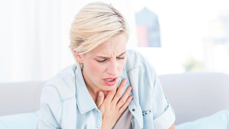 الفرق بين ضيق التنفس النفسي والعضوي