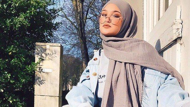 كيف أكون أنيقة في الحجاب