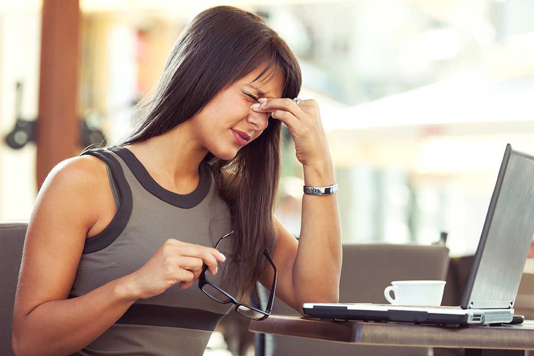 أعراض التوترالنفسي الشديد
