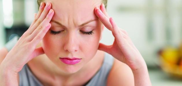 أعراض الضغط النفسي والعصبي