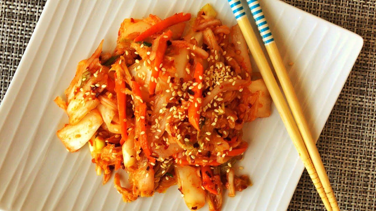 أكلات كورية مشهورة بمكونات منزلية بسيطة مجلة حرة Horrah Magazine