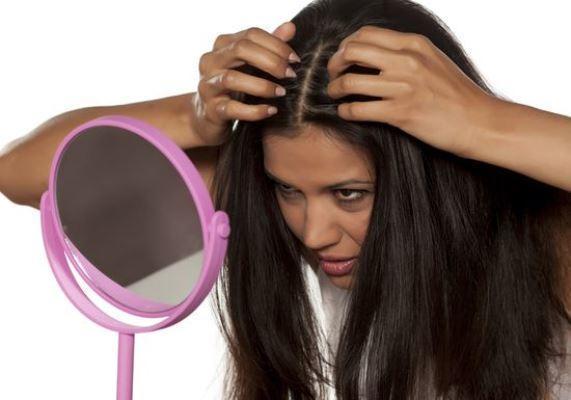 صبغات شعر طبيعية للشيب