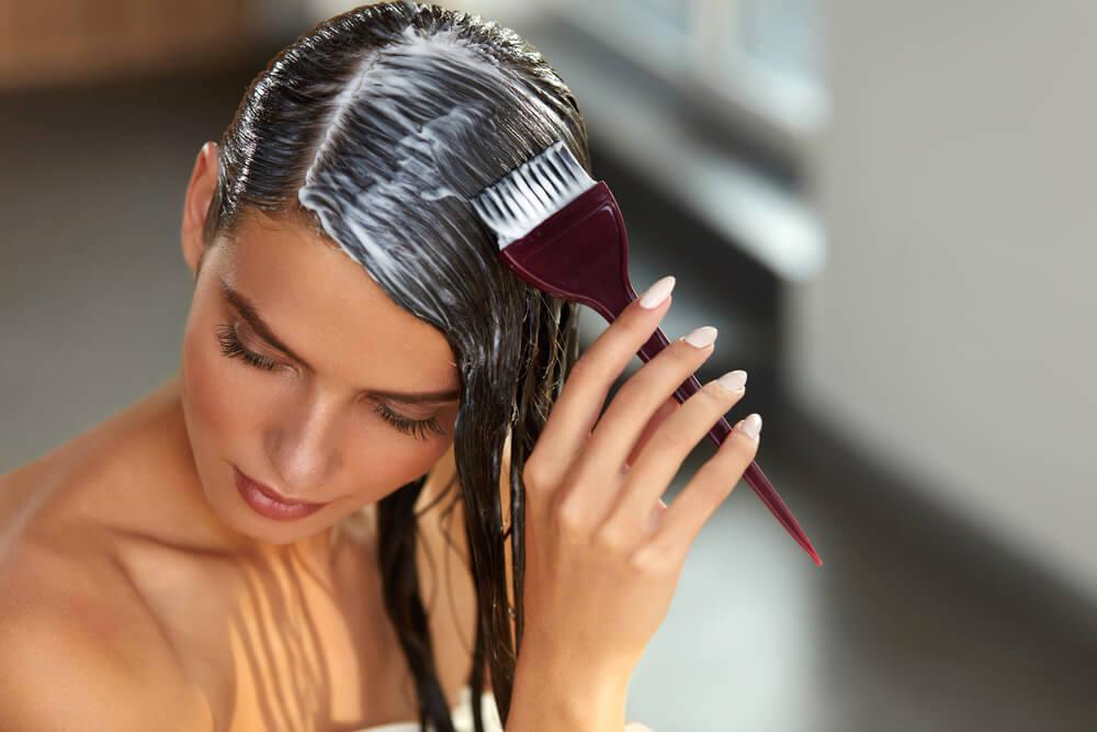 طريقة استخدام ماسك الشعر
