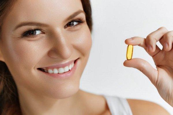 اضرار فيتامين E للبشرة الدهنية