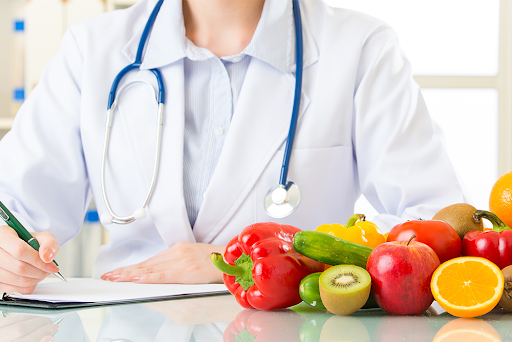انواع التغذية العلاجية
