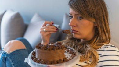 الأكل احتياج عاطفي