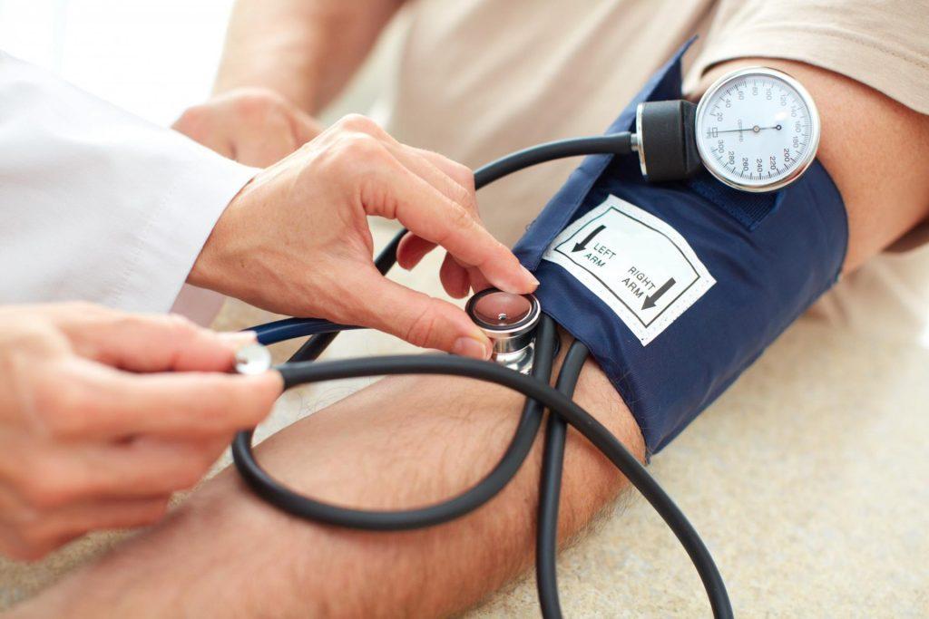 علاج الضغط العالي