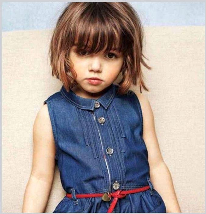 قصات شعر اطفال بنات فراولة