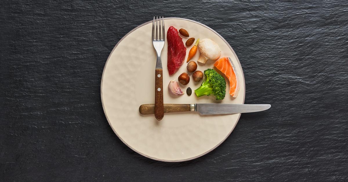 وجبات نظام الصيام المتقطع