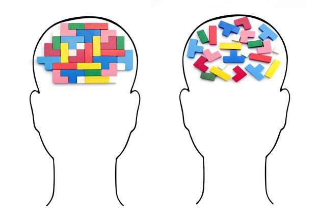 الفرق بين المرض الذهاني والمرض النفسي