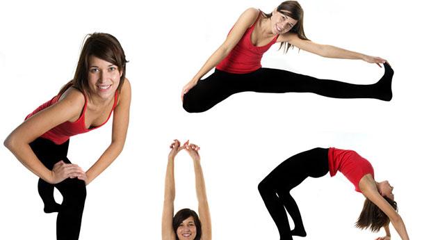 تمارين المقاومة لشد الجسم للنساء