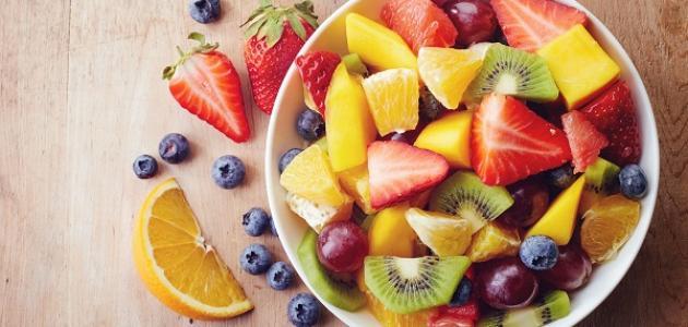 ريجيم الفاكهة