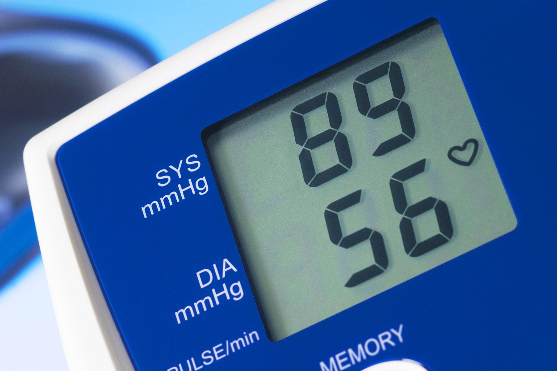 علاج انخفاض الضغط الدموي