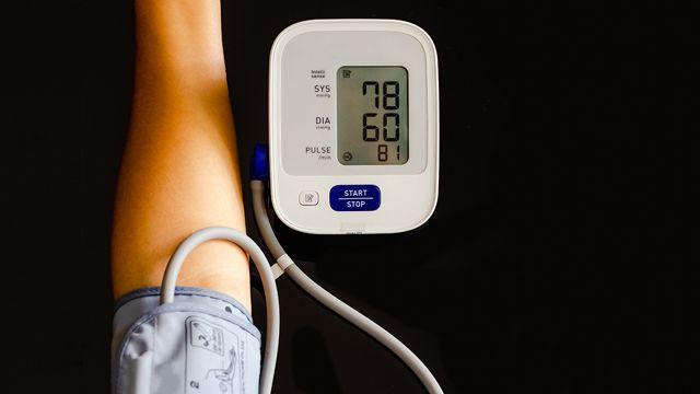 اعراض انخفاض الضغط الدموي