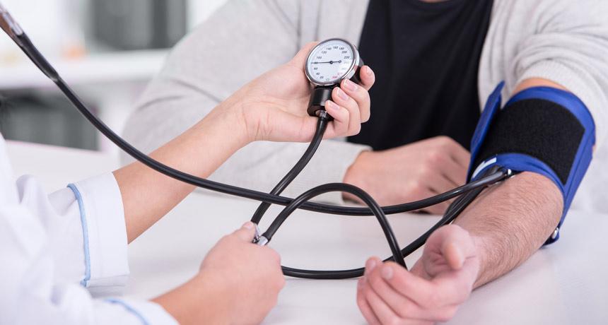 اعراض الضغط المنخفض والصداع