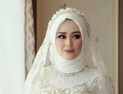 مكياج عروسة خفيف