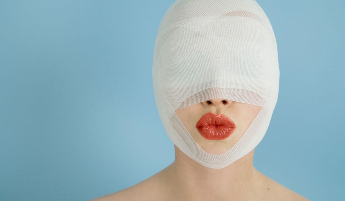 فترة النقاهة بعد عملية شد الوجه بالخيوط