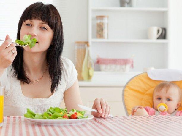 تجارب المرضعات في انقاص الوزن