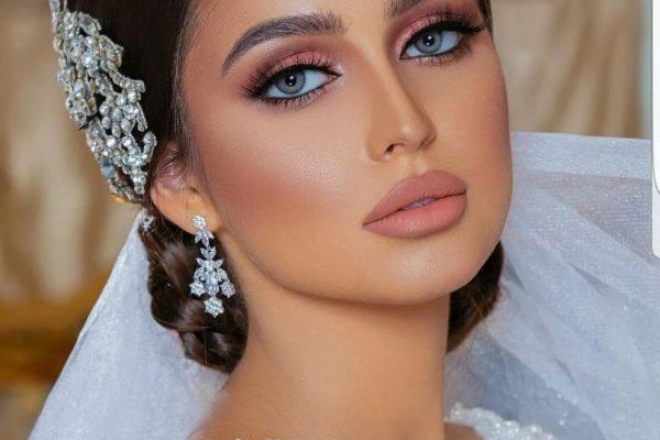 اجمل مكياج عروس في العالم