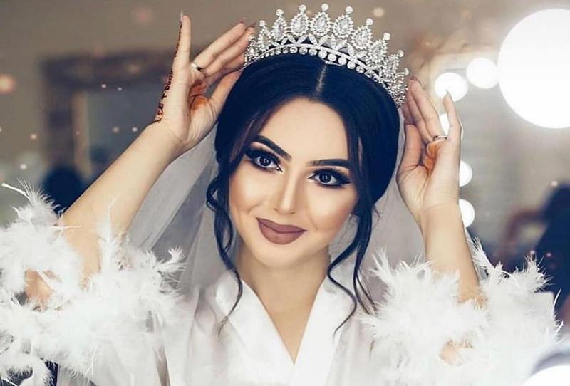 مكياج عروس خليجي
