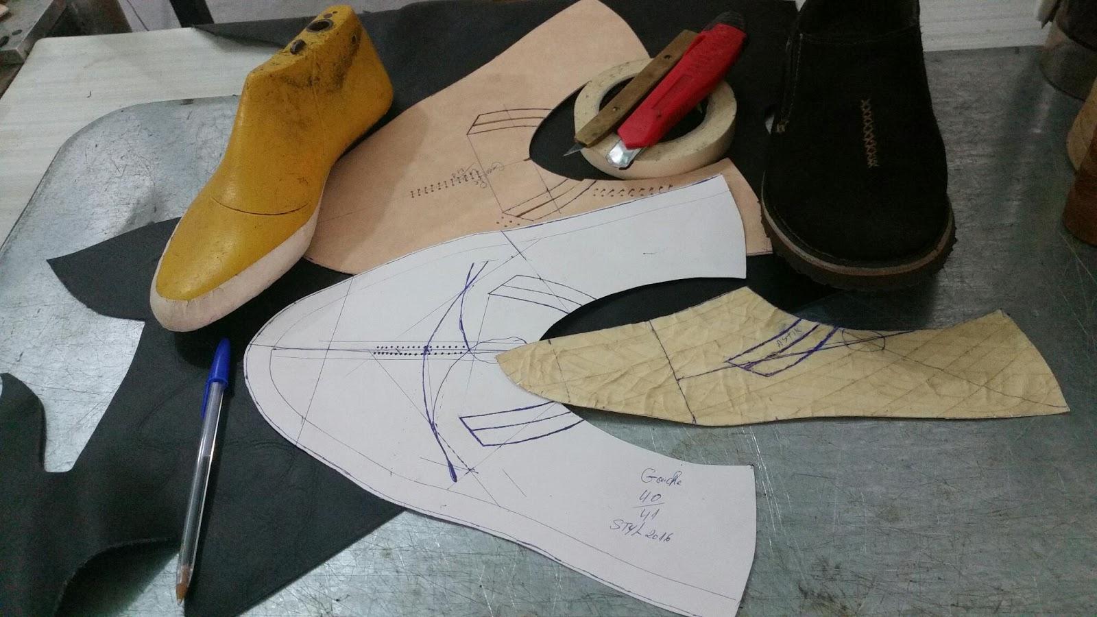 كيف اصبح مصممة احذية
