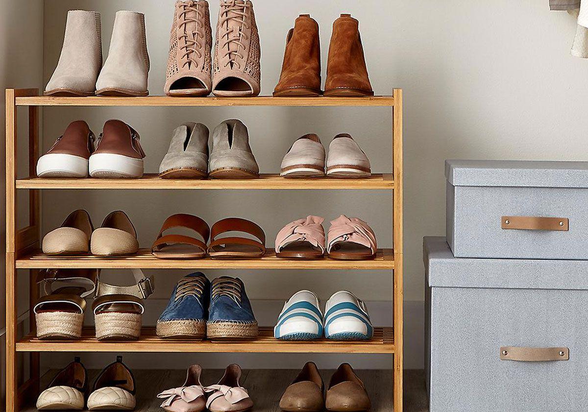 كيف تصنع خزانة احذية من الكرتون