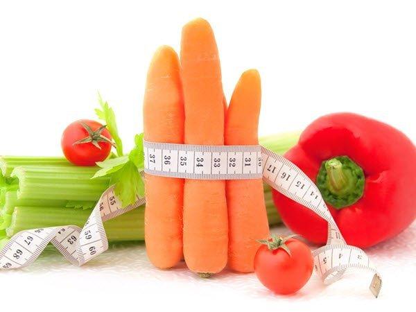 التخلص من الوزن الزائد في أسبوع