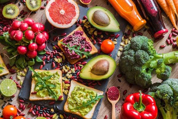 نظام غذائي لإنقاص الوزن الزائد