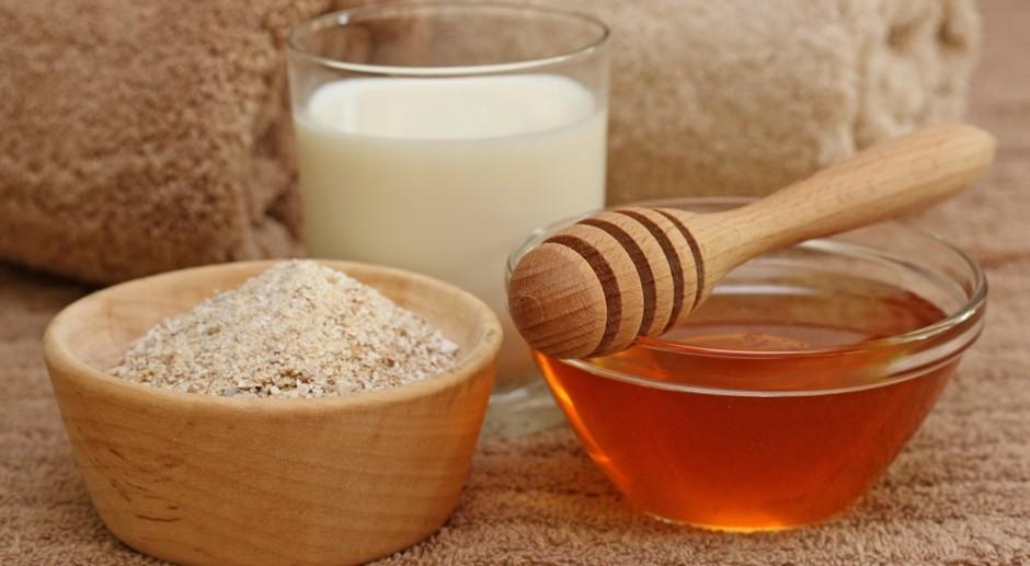 طريقة عمل الشوفان بالحليب والعسل لزيادة الوزن