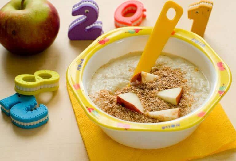 طريقة عمل الشوفان لزيادة الوزن للاطفال
