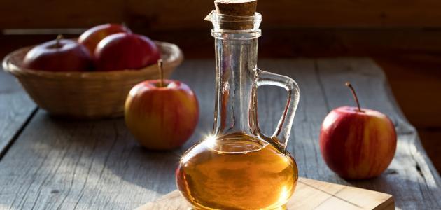 فوائد خل التفاح على الريق