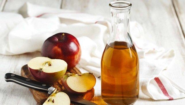 فوائد خل التفاح قبل النوم