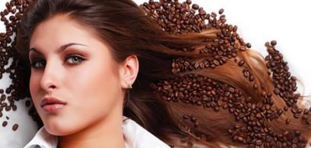 ماسك القهوة للشعر
