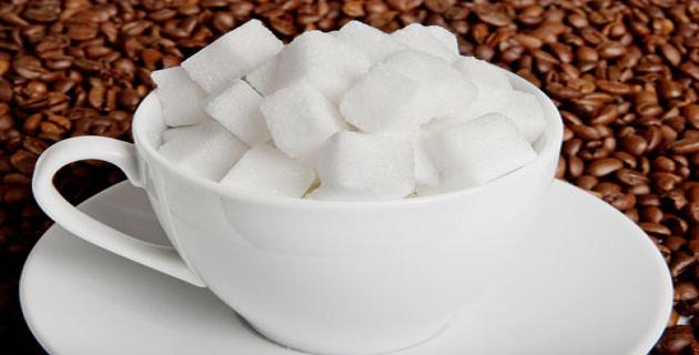 ماسك القهوة والسكر