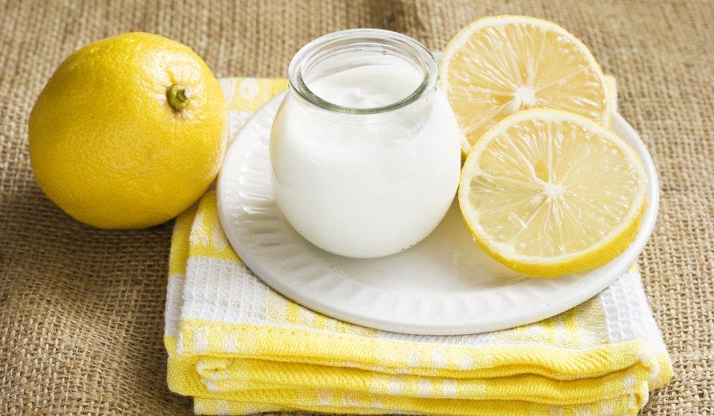 ماسك النشا والليمون لتفتيح لون البشرة وتصفيتها