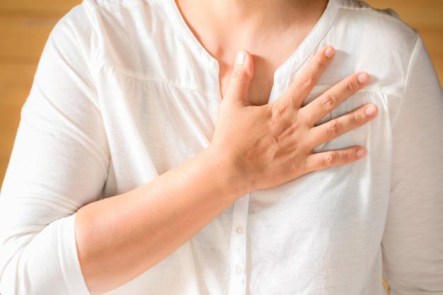 هل الوزن الزائد يؤثر على التنفس