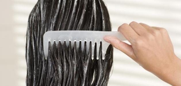 وصفات لقشرة الشعر