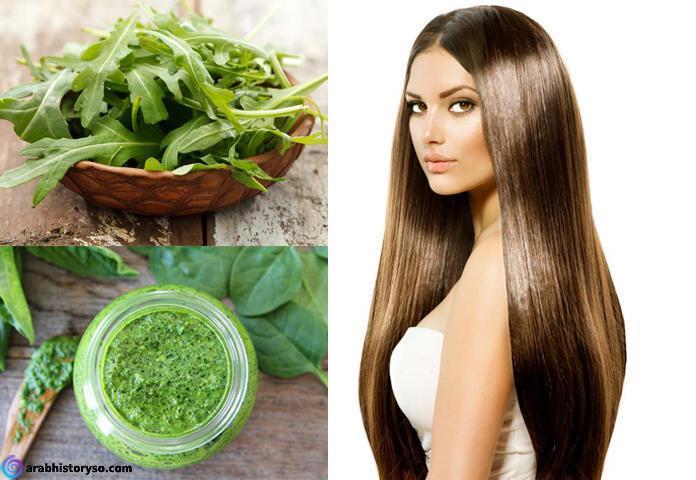 وصفات لمنع تساقط الشعر